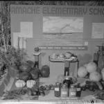 Amache Elementary School victory garden display
