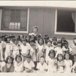 Amache Elementary School class – Teacher Miss Hicks.